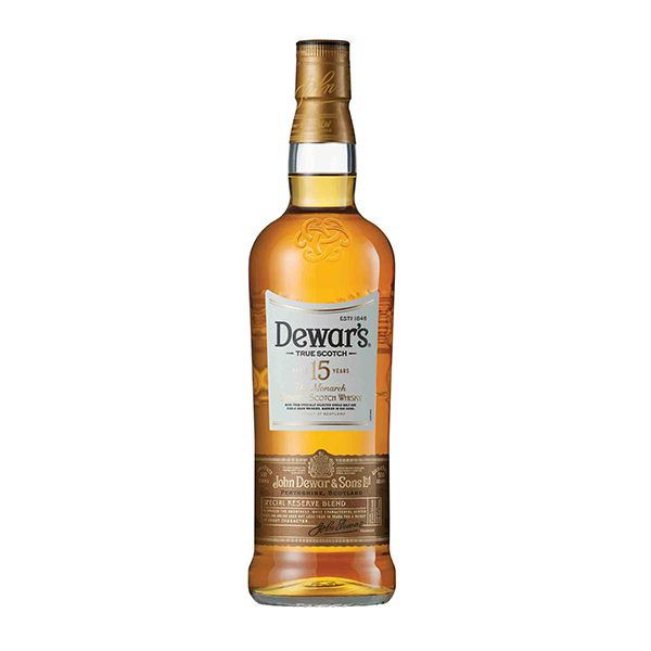 WHISKY DEWAR'S THE MONARCH BLENDED SCOTCH 15 ANOS 750ML