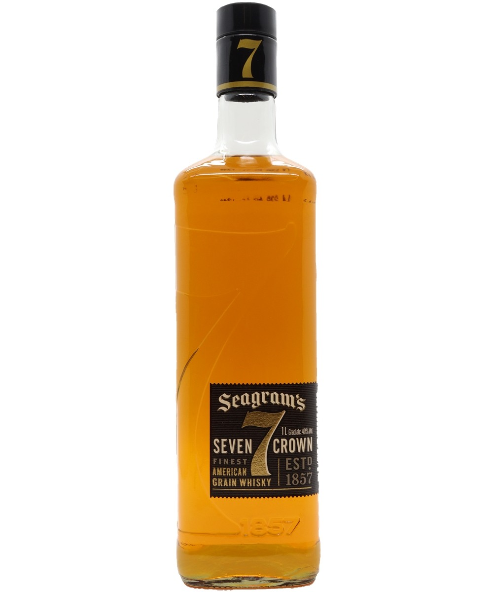 WHISKY SEAGRAM'S 7 CROWN 1000ML