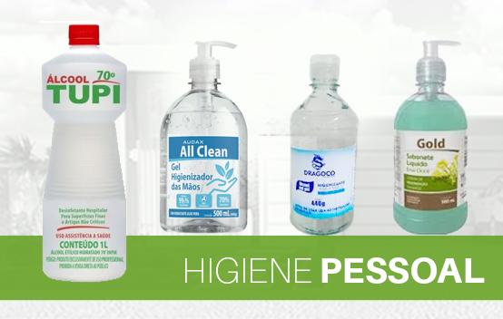 Produtos para Higiene Pessoal