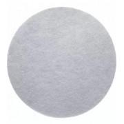 05 Discos Branco Polidor 350mm P/ Enceradeira Clean- British