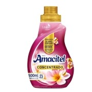 Amaciante Super Concentrado - Cerise - 500ml Amacitel