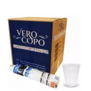 Copo Plástico Transparente Vero Copo PS Caixa com 2500 copos