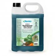 Desinfetante Concentrado Mirax - 5 Litros 1:200 - Pinho Amazonian