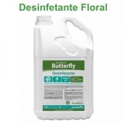 Desinfetante Floral 5L Butterfly Pronto Uso