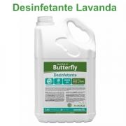 Desinfetante Lavanda 5L Butterfly Pronto Uso