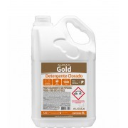 Detergente Clorado Concentrado Audax Gold 5L  1:200