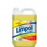 Detergente Limpol Neutro 5L