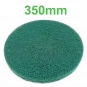 Disco Limpador Verde para Enceradeira 350mm