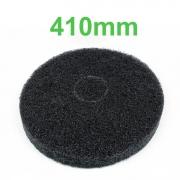 Disco Removedor Preto para Enceradeira 410mm
