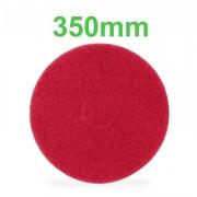 Disco Restaurador Vermelho para Enceradeira 350mm
