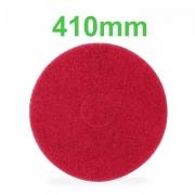 Disco Restaurador Vermelho para Enceradeira 410mm
