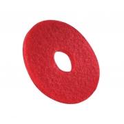 Disco Restaurador Vermelho para Enceradeira 510mm