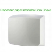 Dispenser Papel Toalha Interfolha Mazzo
