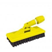 Escova de Nylon com Suporte Limpa Tudo - Limpeza Pesada