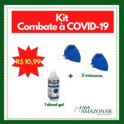 Kit - Combate à COVID-19