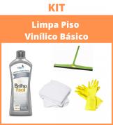 Kit Limpa Piso Vinílico Básico