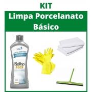 Kit Limpa Porcelanato - Básico
