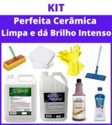 Kit Perfeita Cerâmica - Limpa e Dá Brilho Intenso