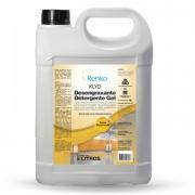 Klyo Desengraxante Detergente Gel Concentrado 5 Litros