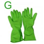 Luva Multiuso Látex Verde G