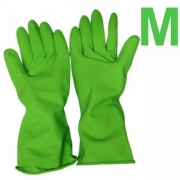 Luva Multiuso Látex Verde M
