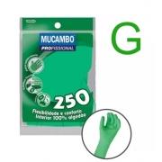 Luva Multiuso Verde Mucambo G
