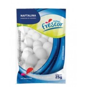 Naftalina Novo Frescor 25gr