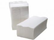 Papel Toalha Interfolhado Branco c/1000