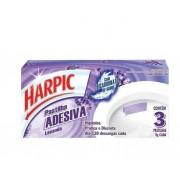 Pastilha Adesiva - Harpic c/3 - Lavanda