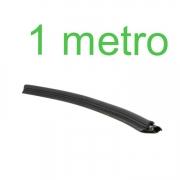 Refil de Borracha para Rodo de Alumínio - Util Eco - 1 Metro