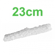 Refil - Lã de Carneiro para Rodo Limpa Vidro - Util Eco - 23cm