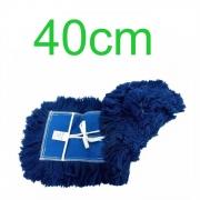 Refil Mop Pó Acrílico - Bralímpia - 40cm