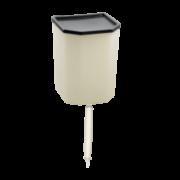 Reservatório 800ml para Dispenser Classic de Sabonete Líquido e Álcool em Gel