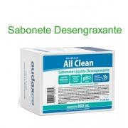 Sabonete Líquido Desengraxante Audax All Clean Refil 800ml Fragrância Erva Doce