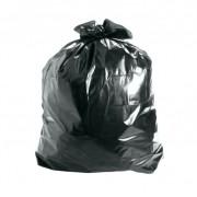 Saco de Lixo 240L - Preto Pct c/100unds.