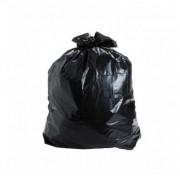 Saco de Lixo Preto - 40 Litros