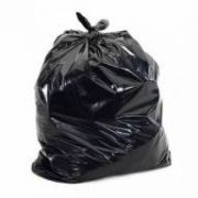 Saco de Lixo Preto 40 Litros c/100