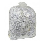 Saco de Lixo Transparente - 20 Litros