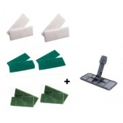 Suporte Lt+ 4fibra Branca,4 Verde, 4verde Pesada Limpa Tudo
