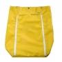 Bolsa Amarela para Carrinho Funcional - Com Ziper