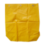 Bolsa Amarela para Carrinho Funcional - Sem Ziper