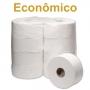 Papel Higiênico Rolão Silvestre Branco 200 metros com 8 Bobinas