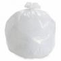 Saco de Lixo Branco Leitoso 60 Litros