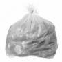 Saco de Lixo Transparente 40 Litros