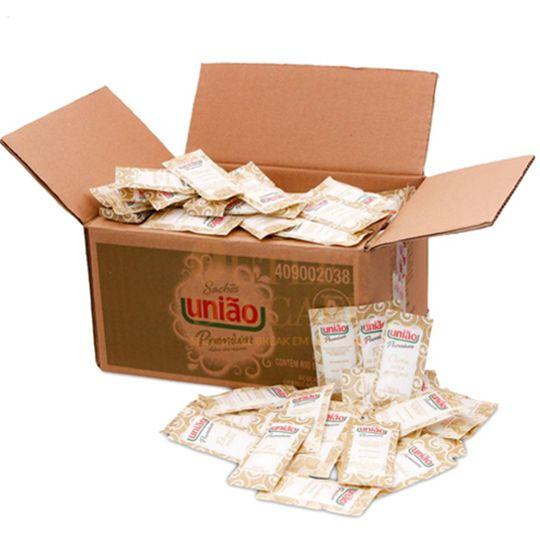 Açúcar União Sachet com 400 pacotes de 5 gramas