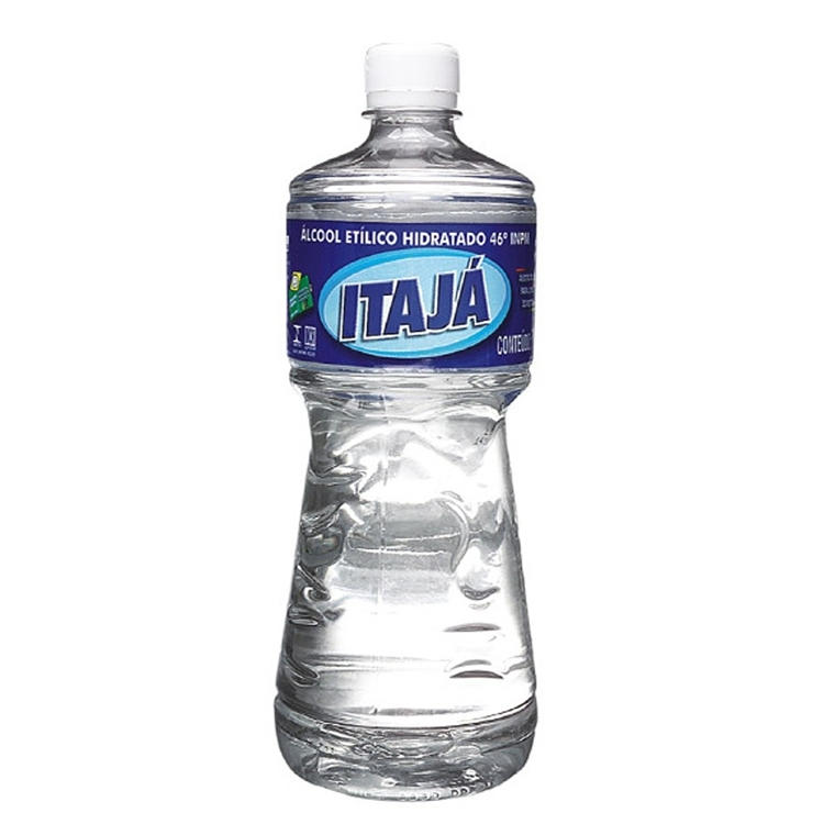 Álcool Líquido 46° Itajá 1 litro