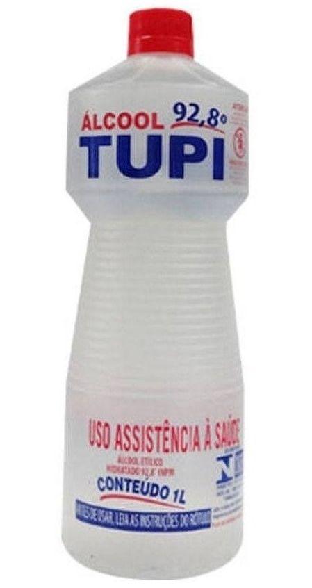 Álcool Líquido 92.8° Tupi 1 Litro