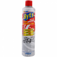 Byt's Limpa Inox e Alumínio 500ml (2 em 1)