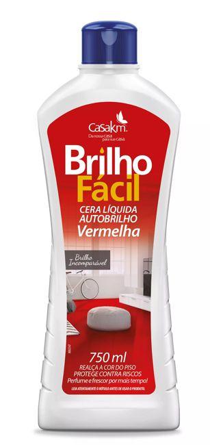 Cera Líquida Auto Brilho Brilho Fácil 750ml