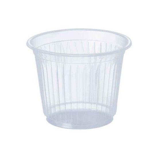 Copo Plástico Transparente de 50ml Pacote com 100 copos